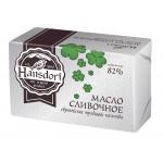 Масло сливочное HANSDORF 82,5%, 400г