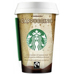 Кофейный напиток STARBUCKS Cappuccino, 220г