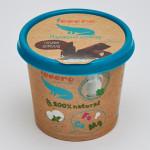 Мороженое пломбир ICECRO горький шоколад, 75г