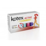 Тампоны KOTEX Active Normal, 16шт