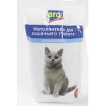 Наполнитель для кошачьего туалета ARO силикагелевый, 5л