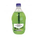 Стеклоомывающая жидкость CLEANCAR Зеленый чай летняя, 4л