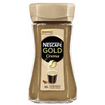 Кофе NESCAFE Gold Crema растворимый, 95г