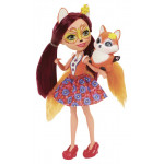 Кукла ENCHANTIMALS со зверьком