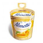 Сыр ALMETTE творожный с сыром маасдам, 150г