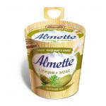 Сыр Творожный ALMETTE с огурцо и зеленью, 150г