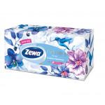 Платки ZEWA в коробке, 90шт