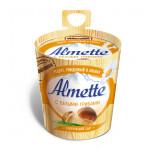 Сыр ALMETTE  творожный с белыми грибами, 150г