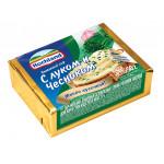 Сыр плавленый HOCHLAND с луком и чесноком, 50г