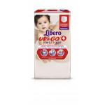 Подгузники-трусики LIBERO Up and Go Maxi для активных малышей 7-11кг, 52шт