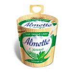 Сыр творожный ALMETTE 70% с зеленью, 150г