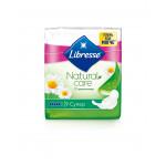 Прокладки ежедневные LIBRESSE Natural Care Ultra Super, 9шт
