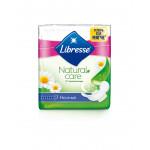 Прокладки ежедневные LIBRESSE Natural Care Night, 7шт