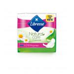 Прокладки ежедневные LIBRESSE Natural Care Ultra Normal, 10шт
