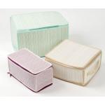 Коробка для хранения на молнии Knit S, 30х15х15см