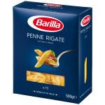 Макароны BARILLA Penne Rigate, 500г