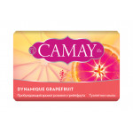 Туалетное мыло CAMAY Dynamique с ароматом грейпфрута, 85 г
