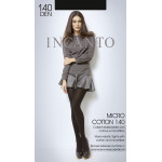 Колготки женские INCANTO Microcotton 140 Nero3