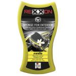 Губка REXXON Vanilla для ухода за приборными панелями