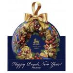 Чай подарочный RICHARD Best Wishes Рождественский венок, 80 г