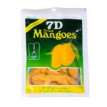 Сушеные манго 7D с сахаром, 100 г
