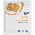 Тесто слоеное бездрожевое ARO, 500 г