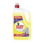 Средство для мытья посуды FAIRY Сочный лимон, 5 л