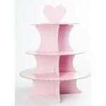 Подставка для пирожных BABY картон