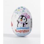 Новогоднее яйцо MAK-IVANOVO шоколадная глазурь, 60 г