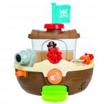 Игрушка для ванной PLAYGO Корабль
