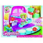 Игровой набор 1TOY с куклой CUPPATINIS