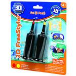 Дополнительный набор картриджей 3D MAKER ручки для создания 3D моделей