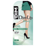 Чулки женские DIM Up Beauty Voile extra transparent 15 den