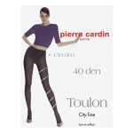 Колготки PIERRE CARDIN Paris женские Toulon City Line 40 den