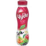 Йогурт питьевой ЧУДО садовые фрукты и ягоды 2,4%, 270 г