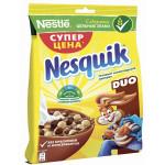 Готовый завтрак NESTLE Nesquik Duo Шоколадные шарики, 700г