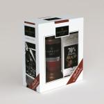 Подарочный набор DAVIDOFF Rich + Шоколад Lindt, 200гр