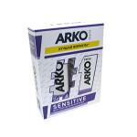 Подарочный набор ARКО для чувствительной кожи Пена для бритья+крем