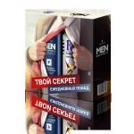 Подарочный набор мужской SCHWARZKOPF Men Deep effect шампунь + FA Men Xtreme гель