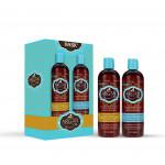 Подарочный набор Argan oil from Morocco HASK, шампунь, кондиционер, 355 мл