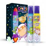 Подарочный набор KIDS STUFF Crazy Soap Астронавт Мусс