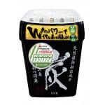 Поглотитель запаха NAGARA гелевый с бамбуковым углем и зеленым чаем, 320г