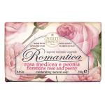Мыло NESTI DANTE Romantica флорентийская роза и пион, 250 г