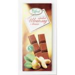 Шоколад горький BIFRUT с кешью на сорбите, 100 г
