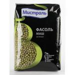 Фасоль МИСТРАЛЬ маш зеленая, 450 г