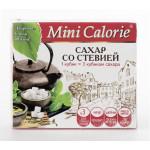 Сахар со стевией MINI CALORIE в кубиках, 280 г