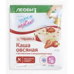 Каша овсяная ХУДЕЕМ ЗА НЕДЕЛЮ клубника, 40 г