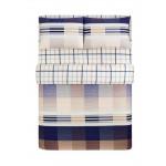 Комплект постельного белья CLASSIC BY T Вива сатин евро