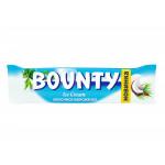 Мороженое молочное BOUNTY с мякотью кокоса батончик, 40г