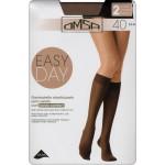 Гольфы женские OMSA Easy Day 40 den Daino 3/4, 2 пары